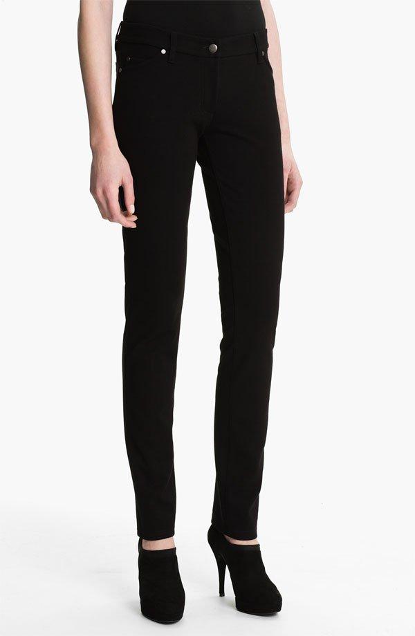 Eileen Fisher 'Rock Star' Ponte Knit Jeans