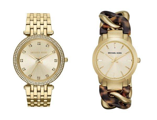 "Michael Kors ""Darci"" and ""Lady Nini"" Watches"