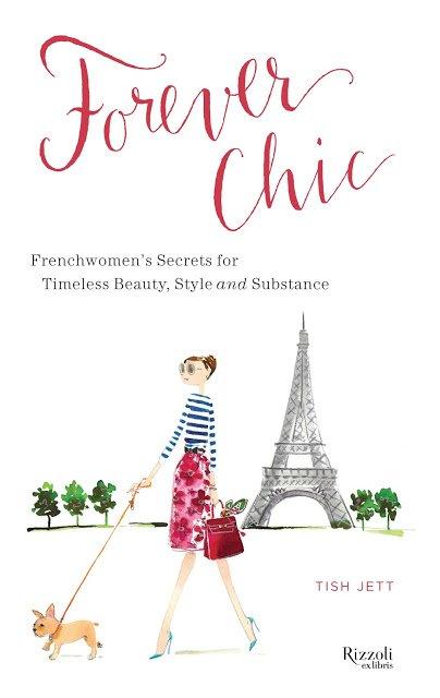 tish jett, forever chic, French women
