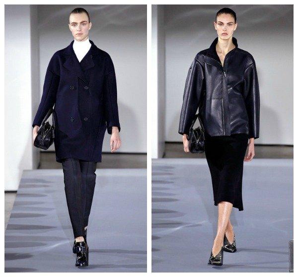Jil Sander Fall 2013, minimalist fashion