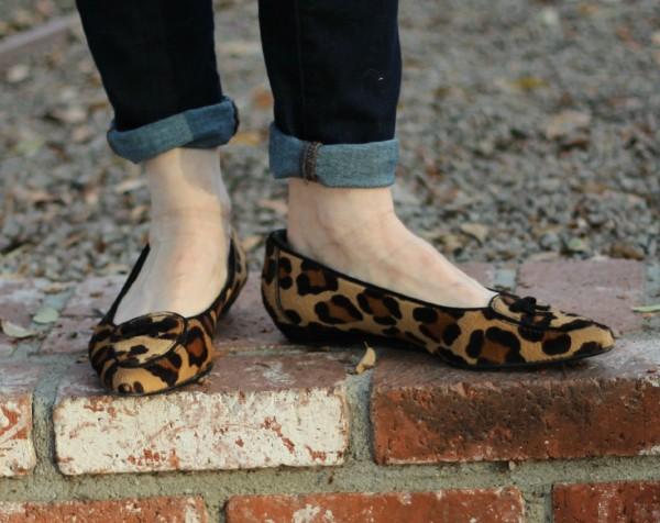 Flats, calf hair flats, leopard flats, skimmers