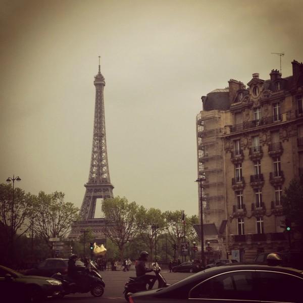 Paris in the rain 5