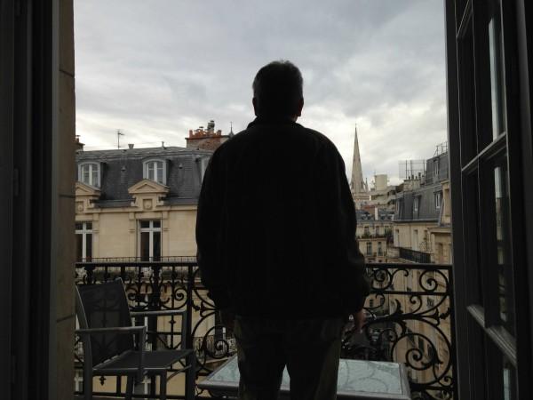 Paris in the rain 6