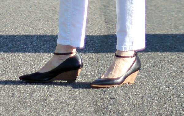 Belle by Sigerson Morrison wedge heels