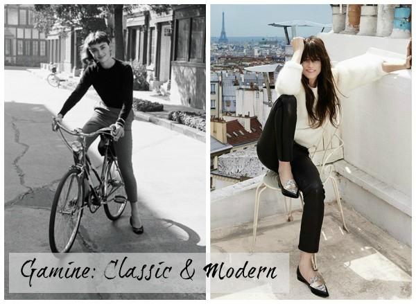 Gamine: Classic & Modern