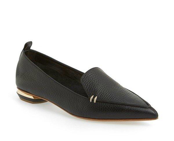 Nicholas Kirkwood Pointy Toe Loafers