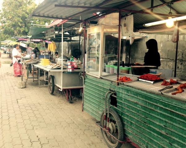 Phuket street food vendors