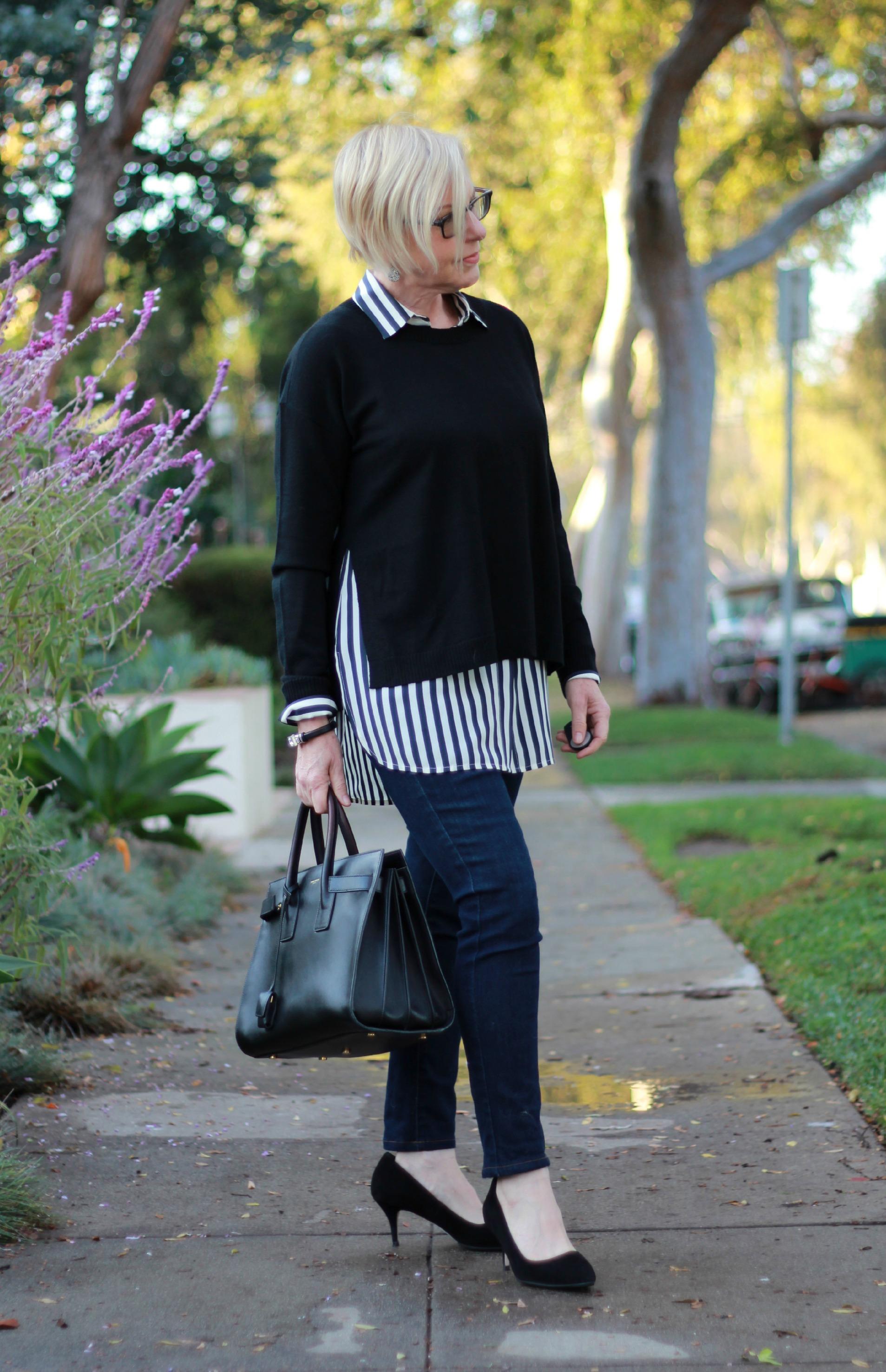 Eileen Fisher White Sweater