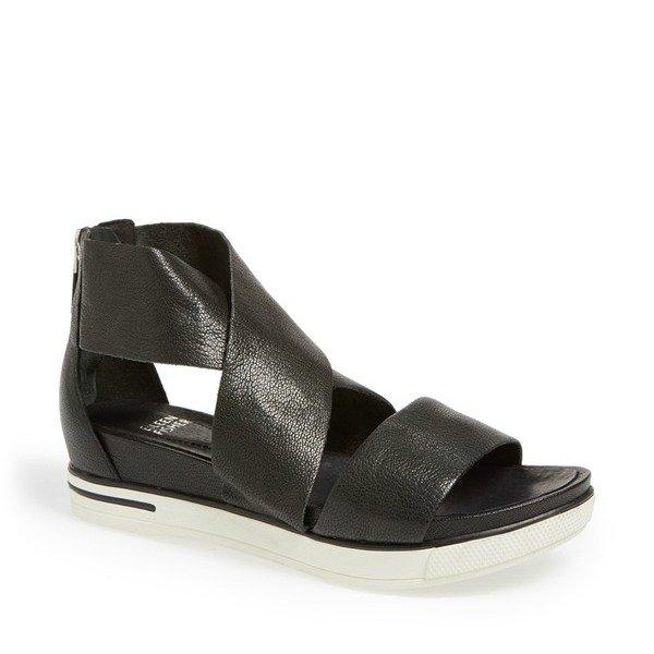 5a79e590f8b Eileen Fisher platform sandals ...