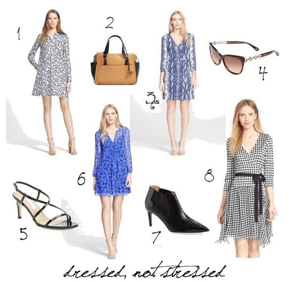 Diane von Furstenberg clothing and accessories