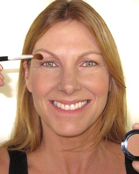 makeup for hooded eye, eye shadow