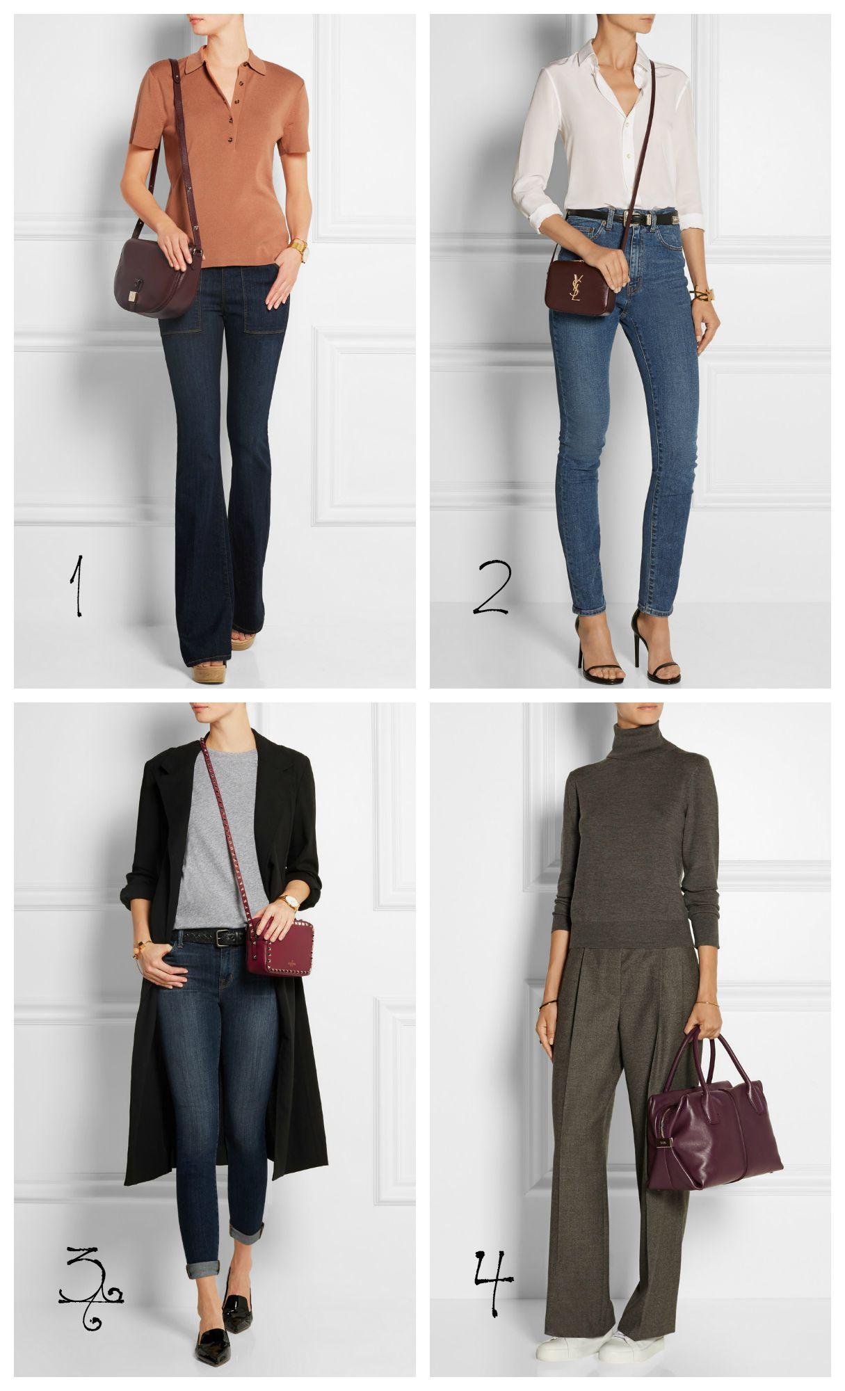 Fall S Best Neutral The Burgundy Bag