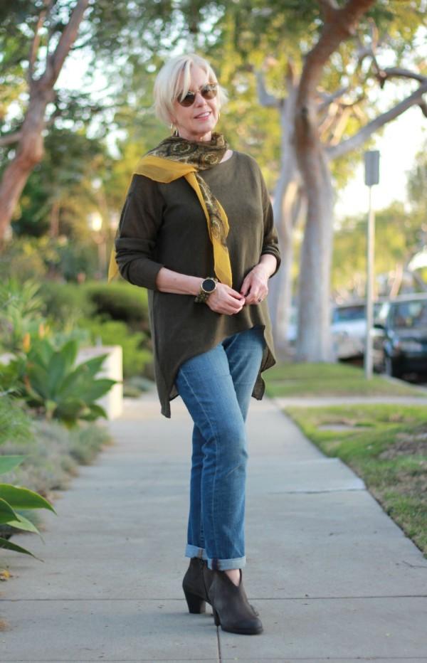 Summer Into Fall Wardrobe Options