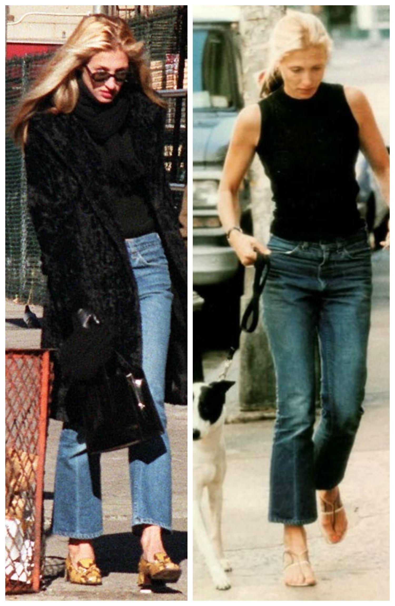 Flared Jeans Fashion Blog