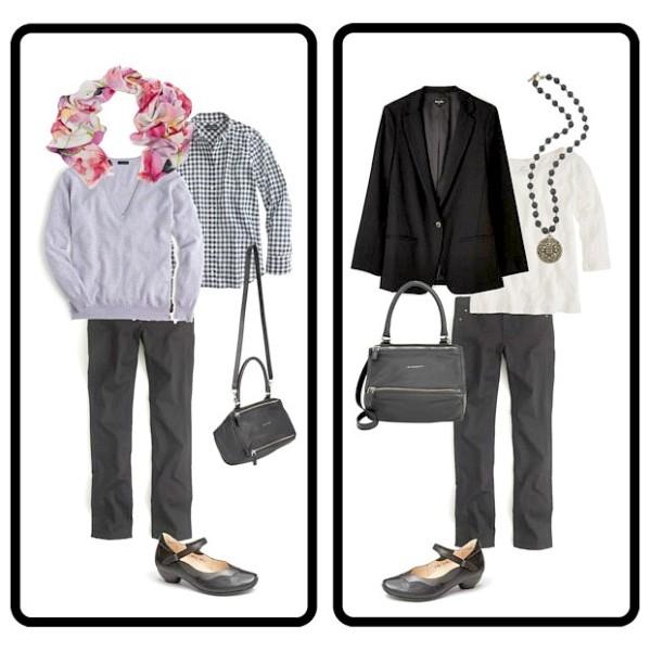 spring travel wardrobe Europe