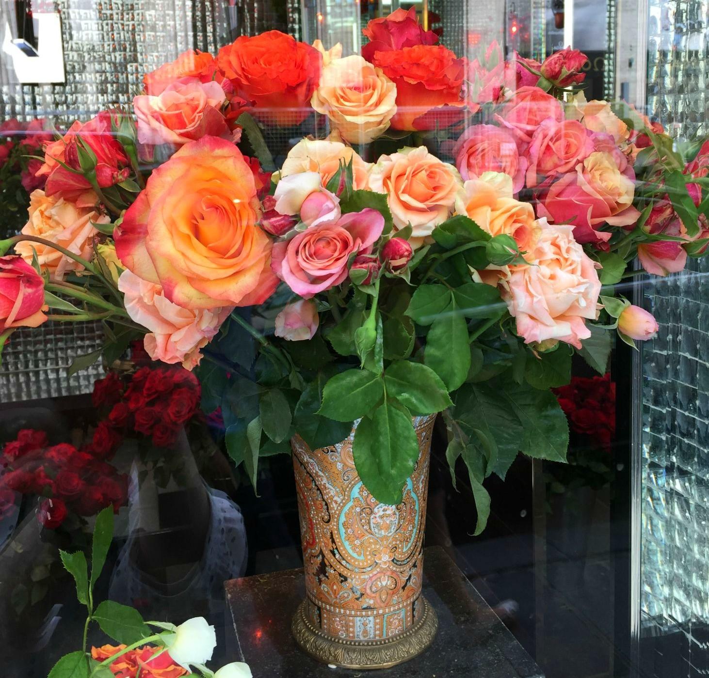 Paris florist