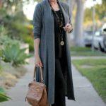 Eileen Fisher duster cardigan
