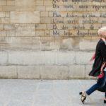 strolling near St. Sulpice