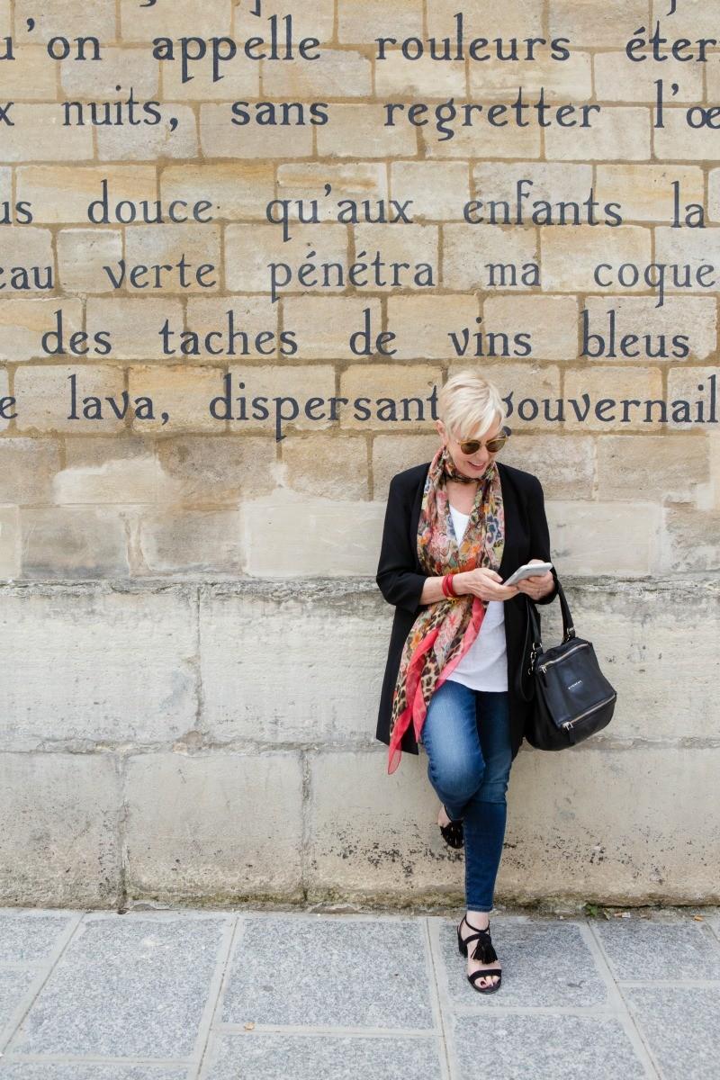 Strolling In St. Germain