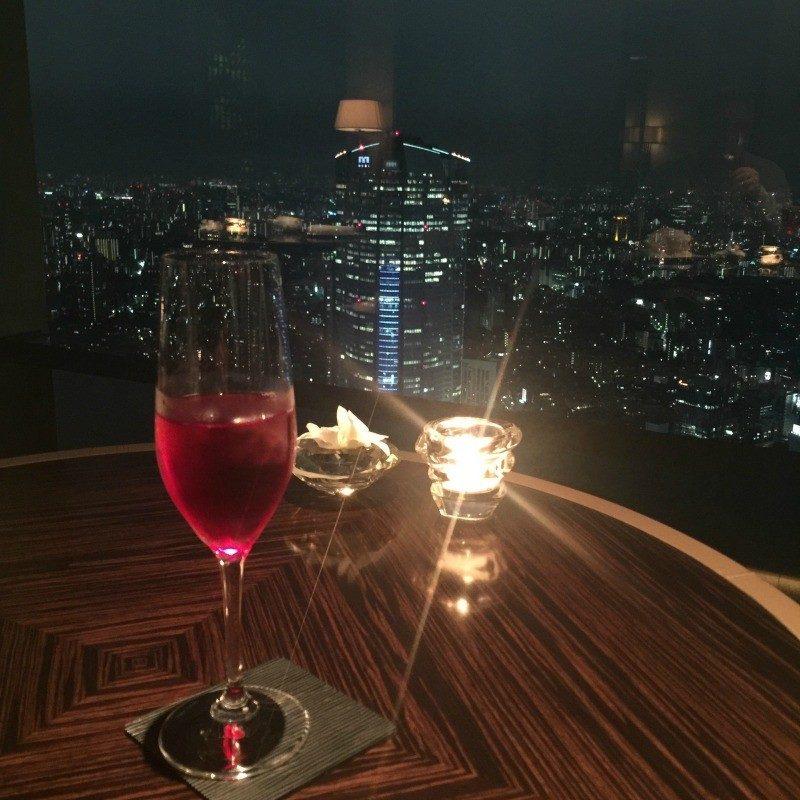 Tokyo nighttime view