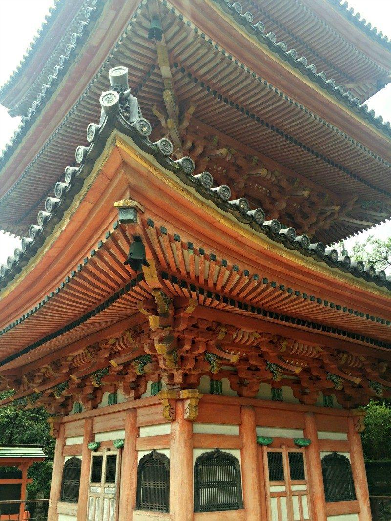 Pagoda, Setoda Island Japan