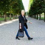 Sandro coat, Givenchy Pandora