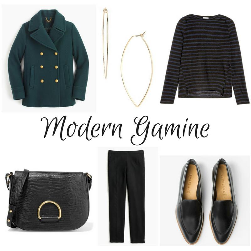 modern gamine style