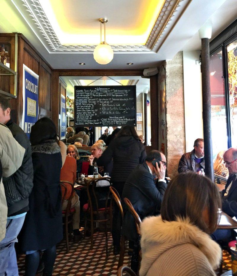Cafe Varenne 7eme