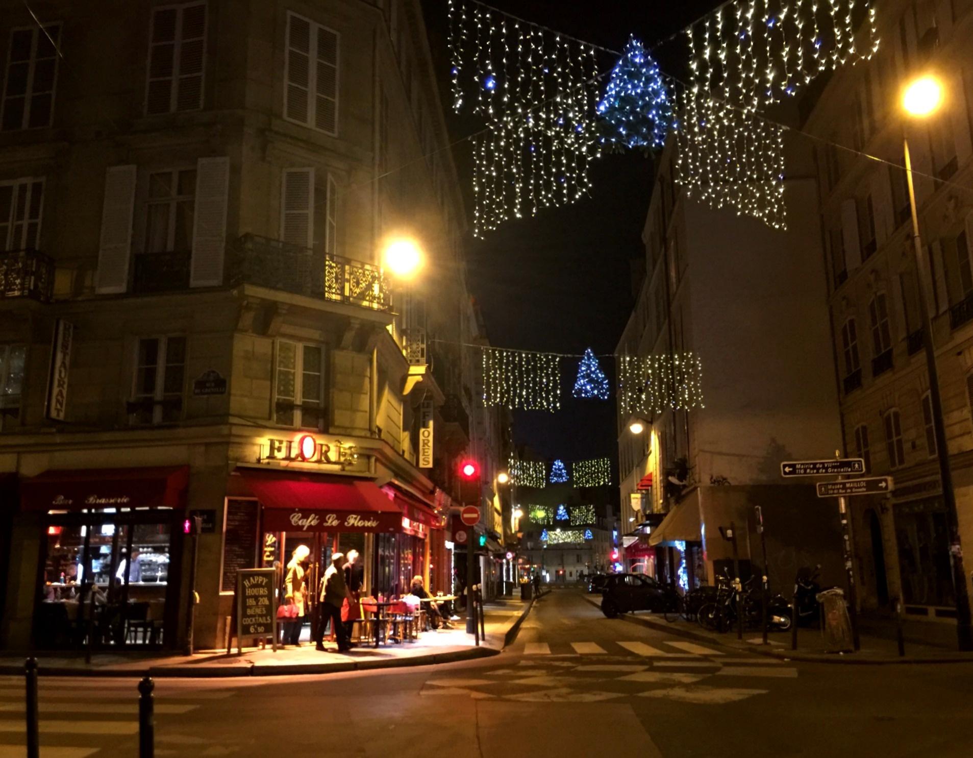 rue de Bac 7eme Paris