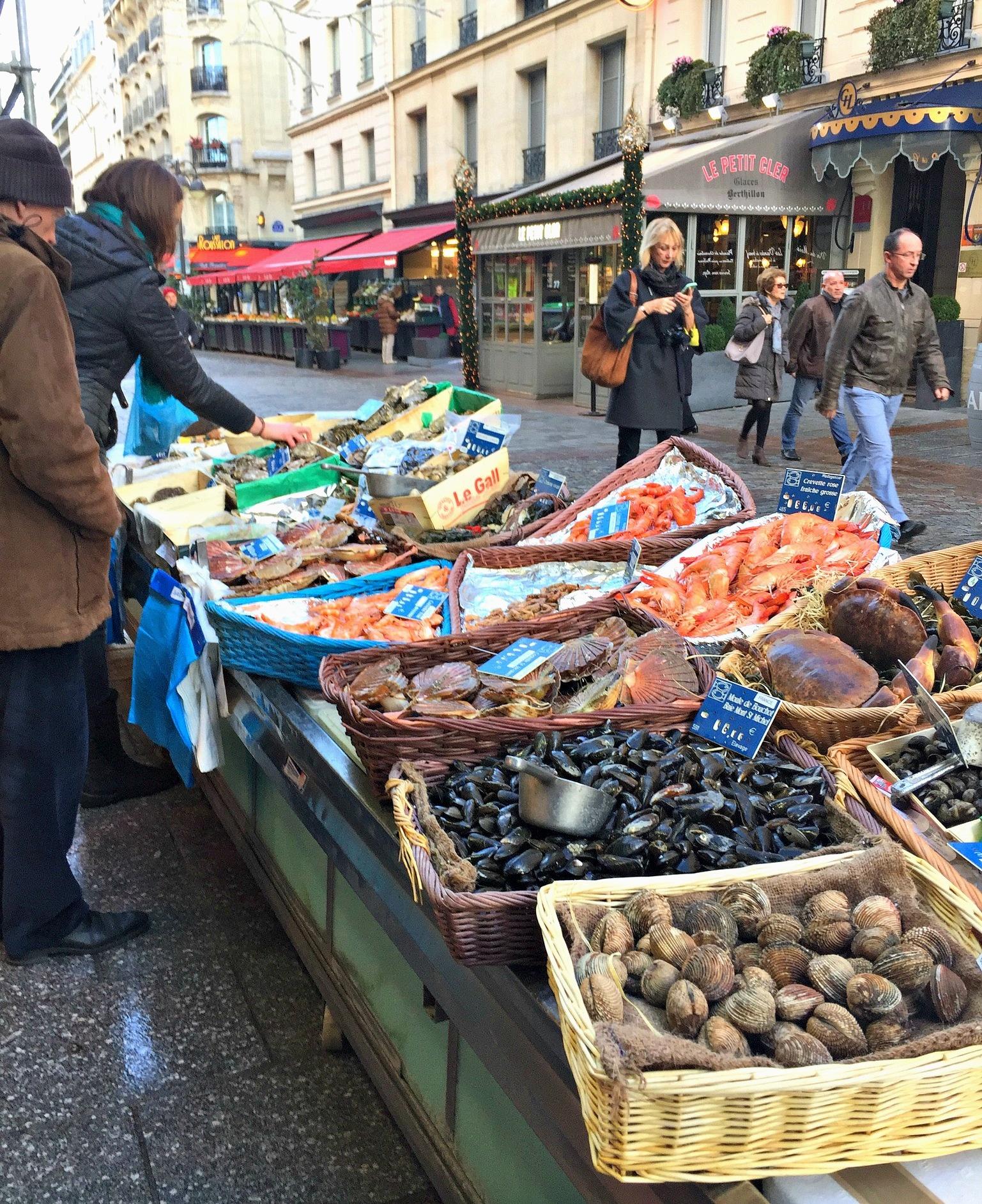 poissoniere rue Cler