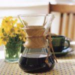 Old Faithful - the Chemex drop coffeemaker