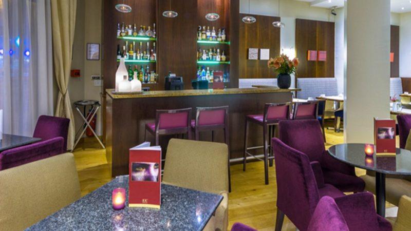 K&K Hotel Cayré lobby bar