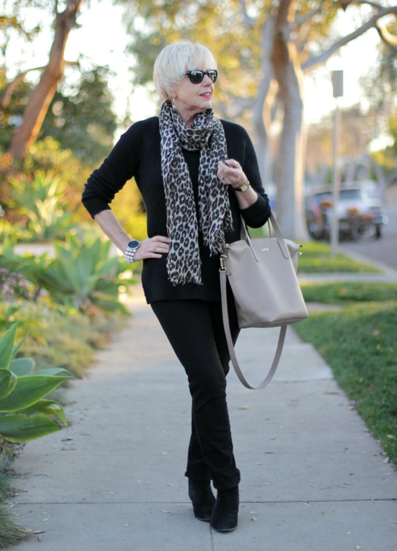 Yes, I Still Love Wearing Black…