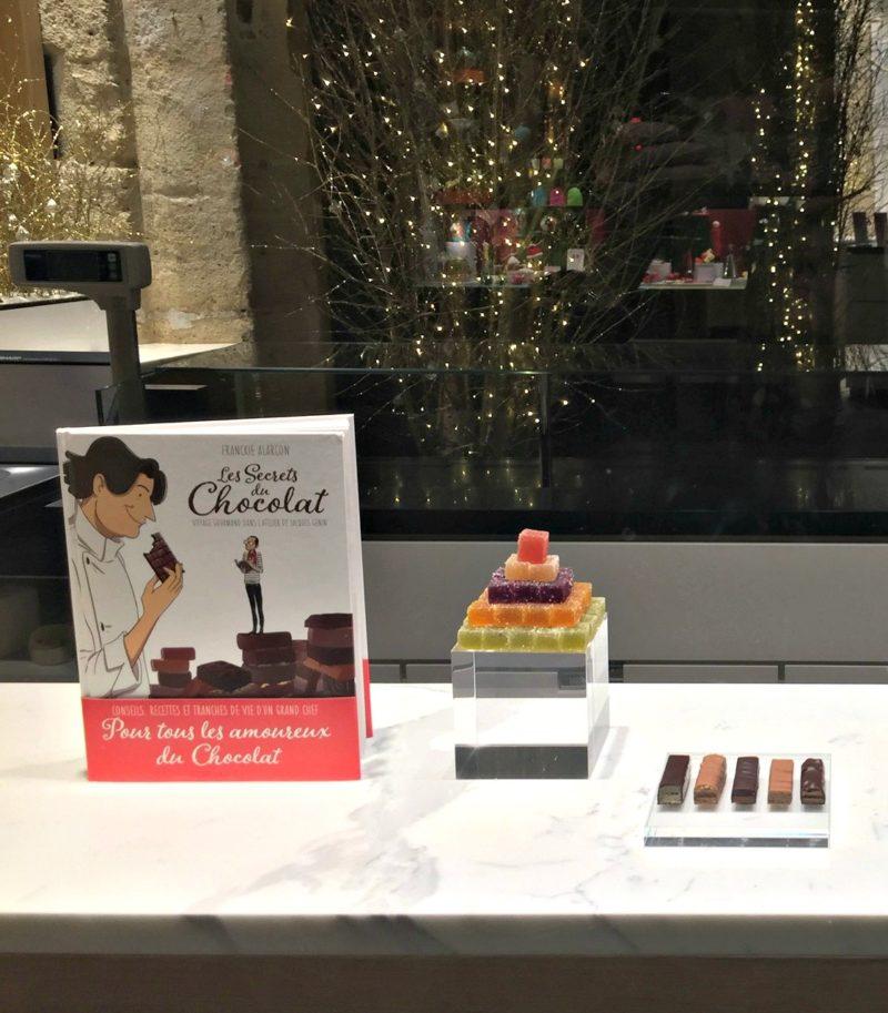 Jaques Genin chocolates, 7eme