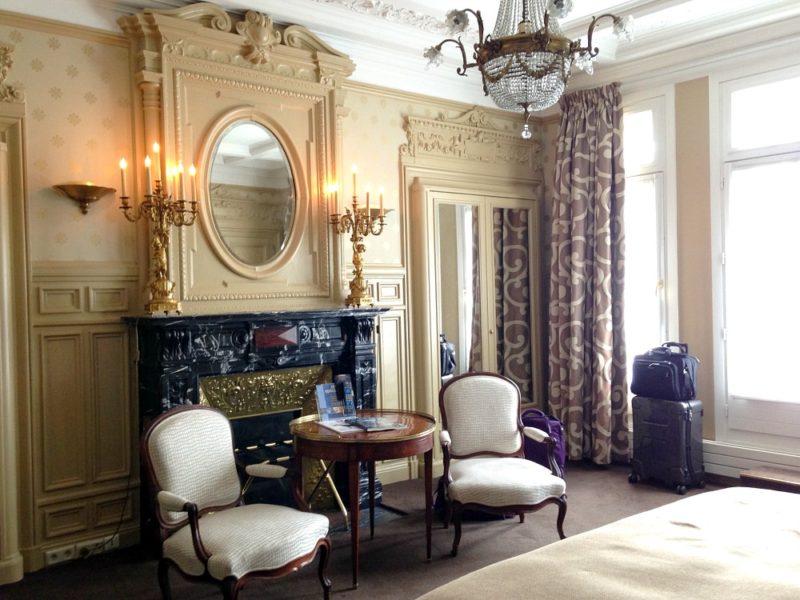 Paris Hotels, Hotel Powers 8eme