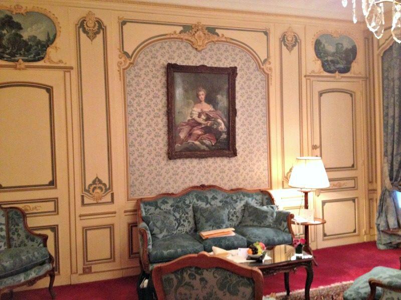Paris Hotels: Raphael 16eme