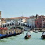 Rialto bridge, Grand Canal Venice