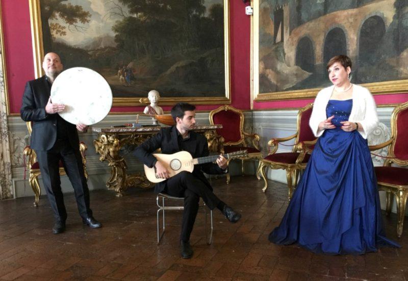 Baroque music concert at Palazzo Doria Pamphilj Rome