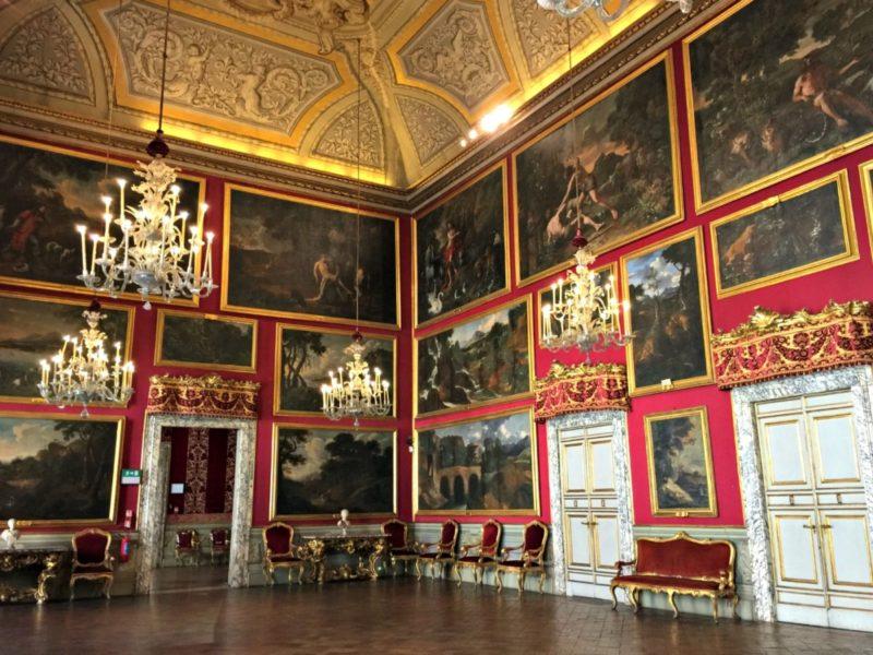 Palazzo Doria Pampilij artwork