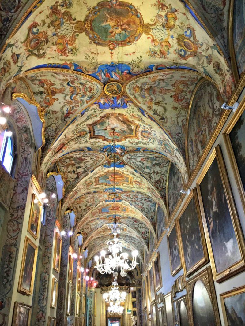 ceiling at Palazzo Doria Pamphilj