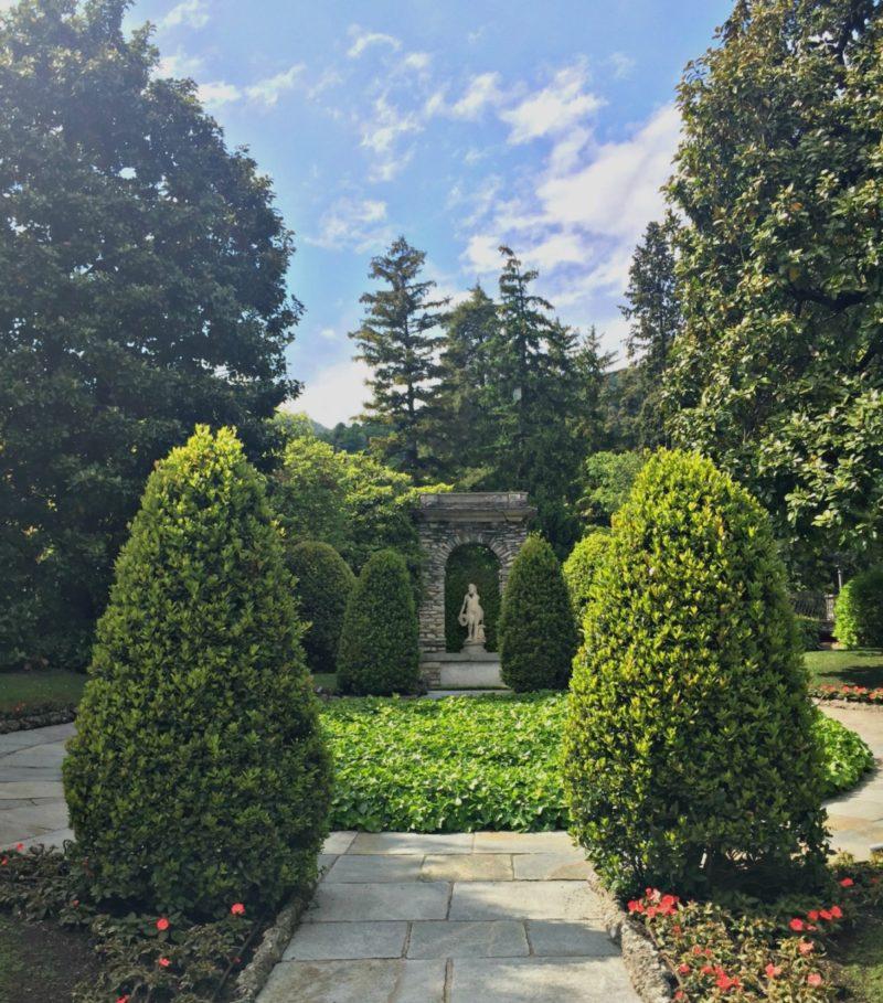 Villa d'Este garden, Lake Como