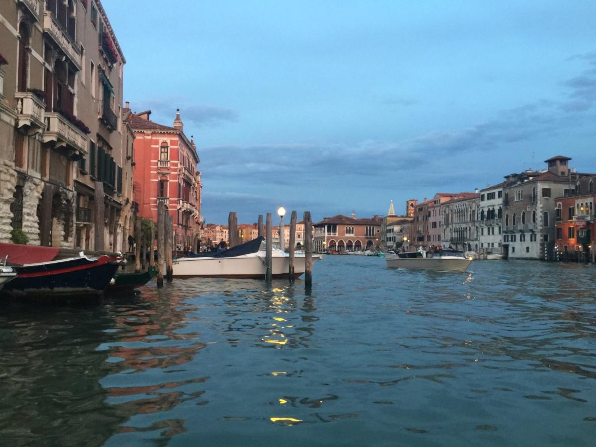 Adventures In Venice