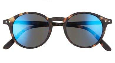Izipizi sunglasses from Nordstrom. Details at une femme d'un certain age.