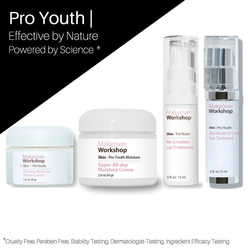 Makeover Workshop firming skincare. Details at une femme d'un certain age.
