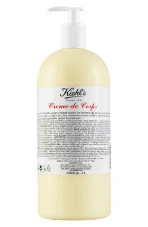 Kiehl's creme de corps jumbo size from Nordstrom Anniversary Sale. Details at une femme d'un certain age. #nsale