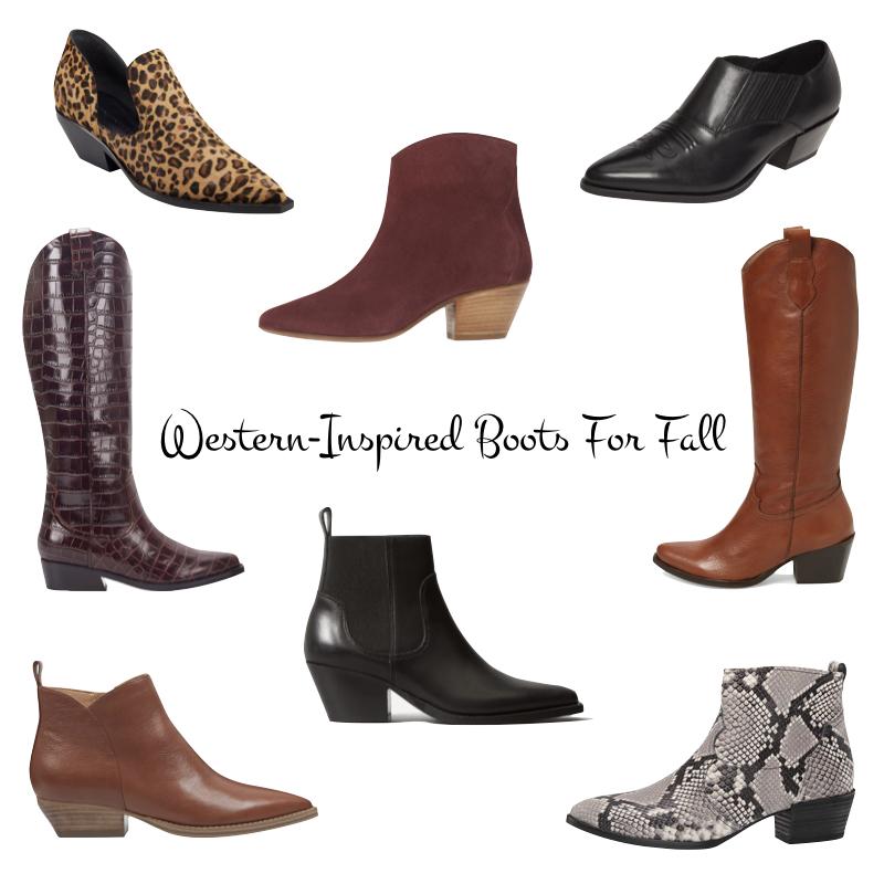 officiel sur des pieds à boutique de sortie Western Style Boots For Women - une femme d'un certain âge