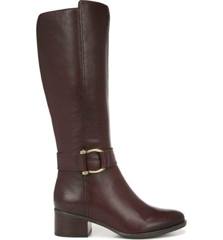 Naturalizer daelynn tall boots on sale. Details at une femme d'un certain age.