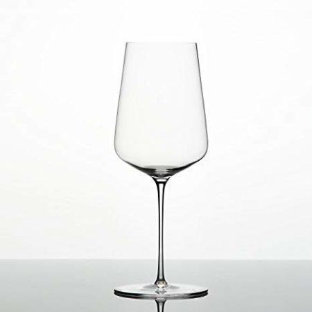 Zalto Denk'Art Universal Wine Glass. Details at une femme d'un certain age.