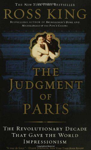 The Judgement of Paris by Ross King. Details at une femme d'un certain age.