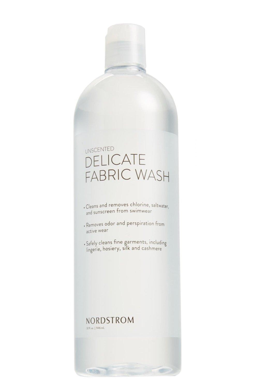 Nordstrom Delicate Fabric wash. Details at une femme d'un certain age.